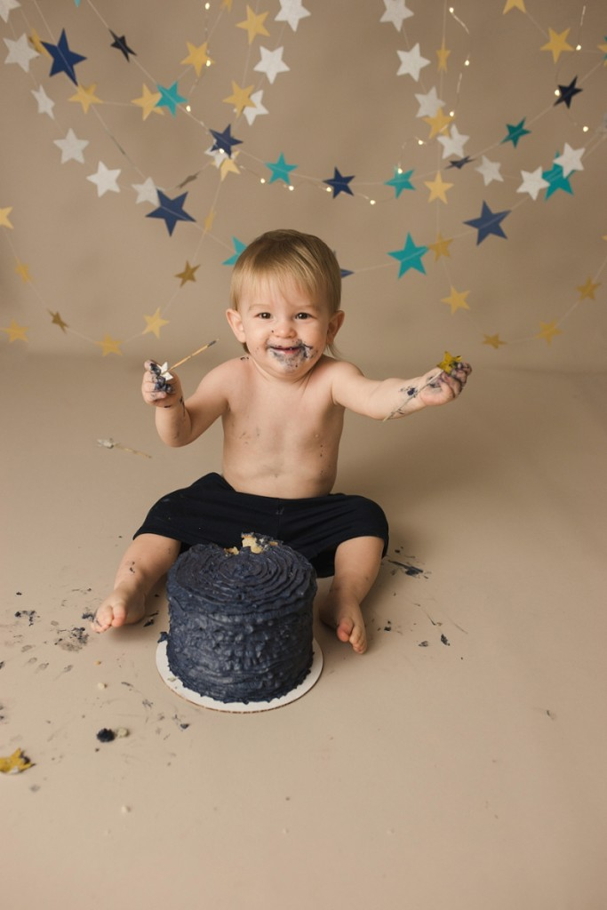 Greenville SC Cake Smash Photographer