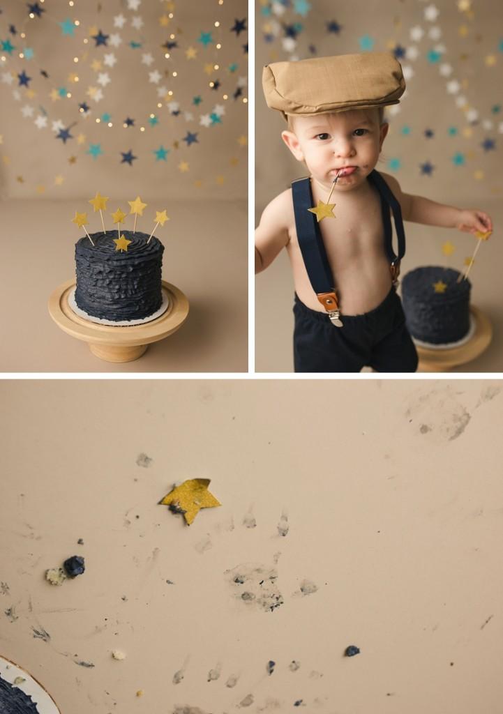 Greer SC Cake Smash photographer