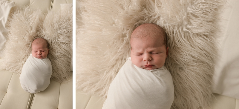 Lifestyle Newborn Baby Photography Greenville SC