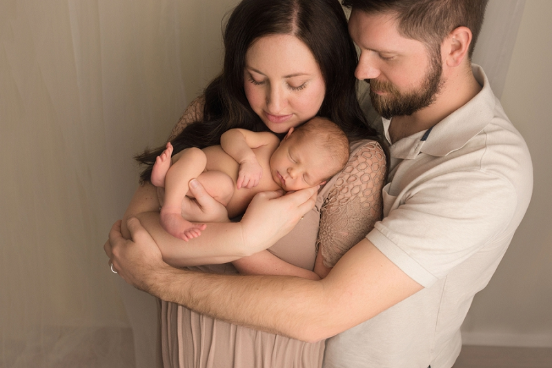 Newborn and Family Photographer Greenville SC