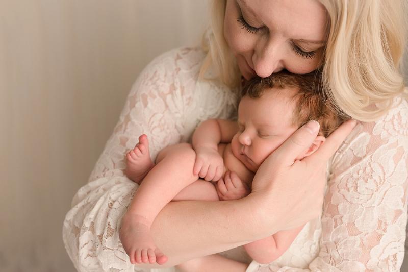 Simpsonville SC Newborn Baby Photographer