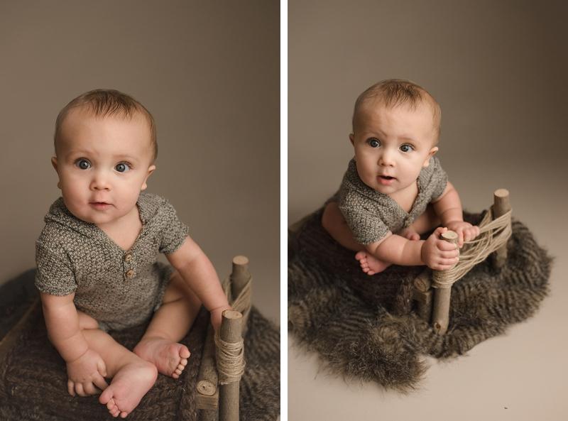 Studio Baby Photographer Simpsonville SC