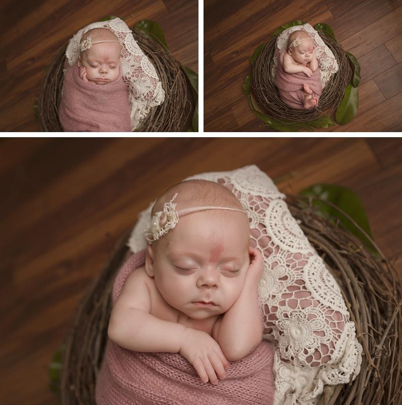 Greenville SC Premie Newborn Photographer