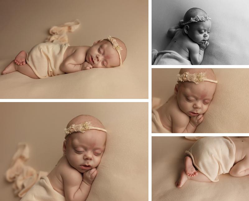 Timeless Greenville SC Newborn Photos