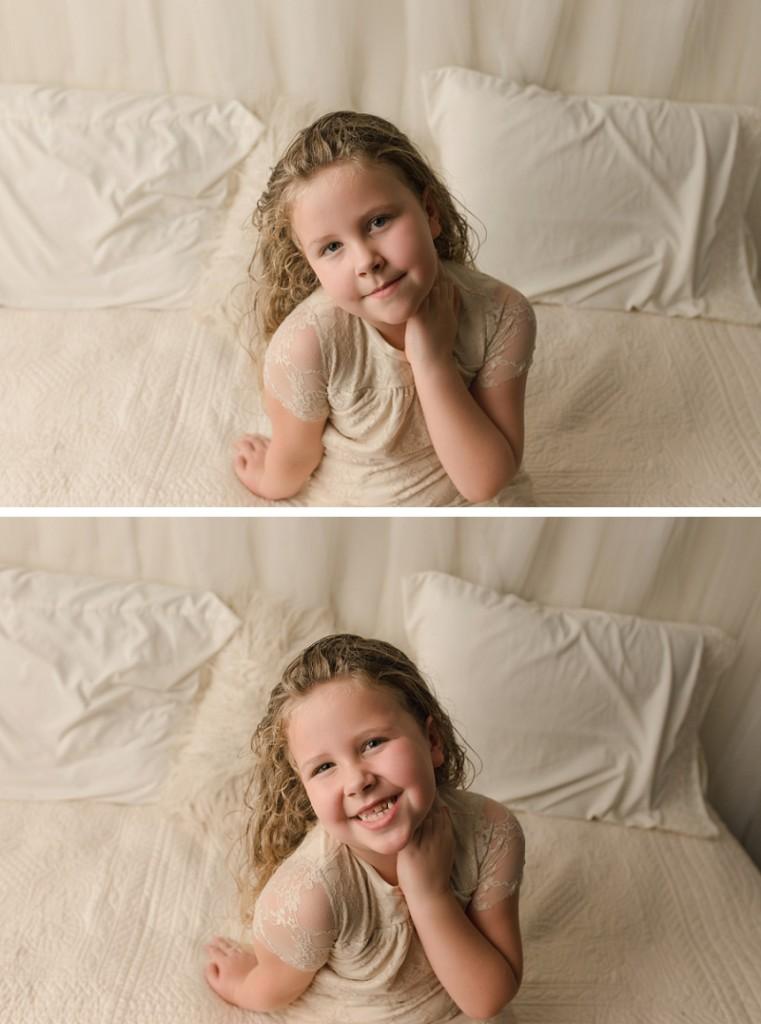 Child Studio Pictures Portraits Greenville SC