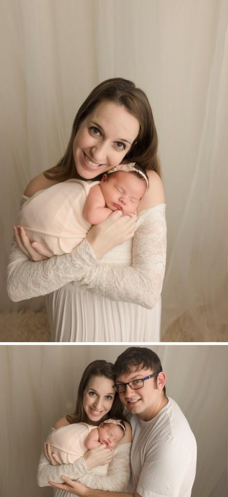 Greer SC Newborn Photographer. Timeless. Beautiful. Simple