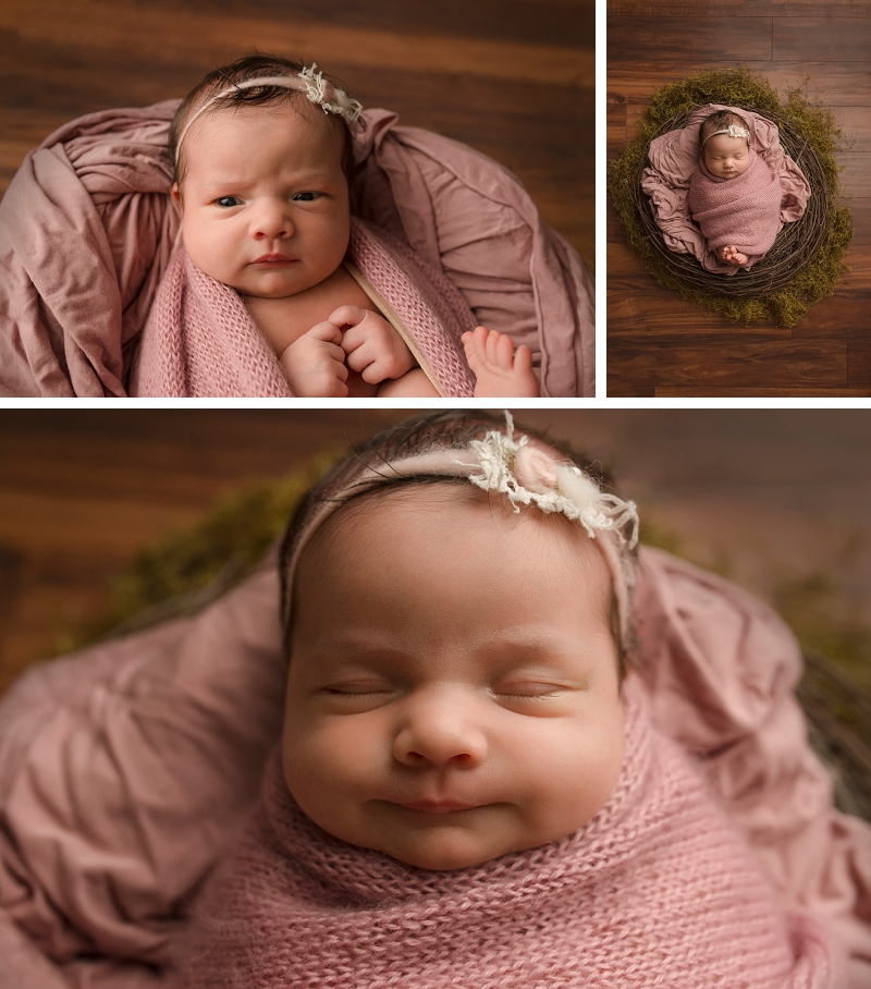 Simpsonville SC Newborn Photographer