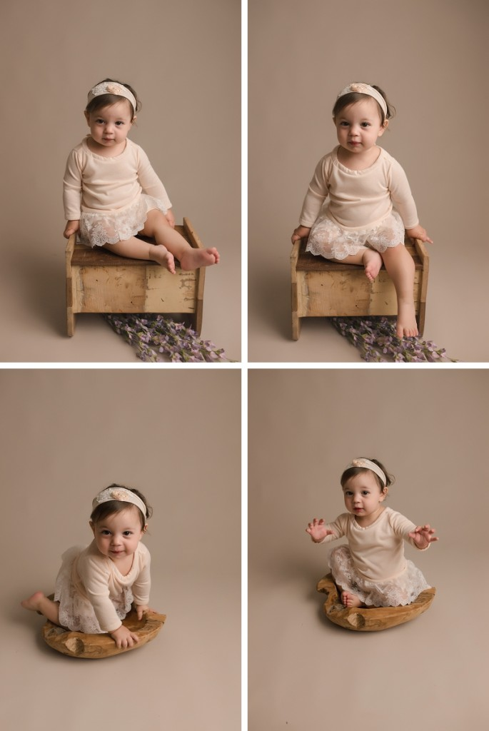 18 Month old baby Studio Photographer Greenville SC