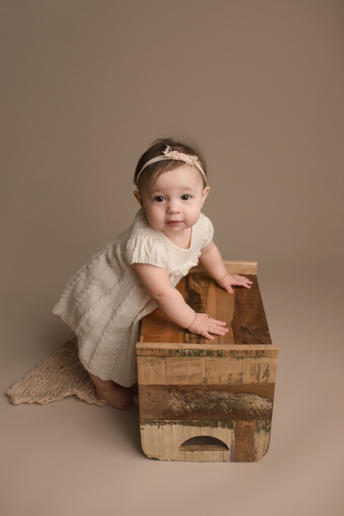 Greenville Studio Baby Photographer
