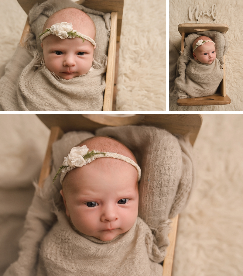 Natural Greenville SC Newborn Photographer Quiet Graces