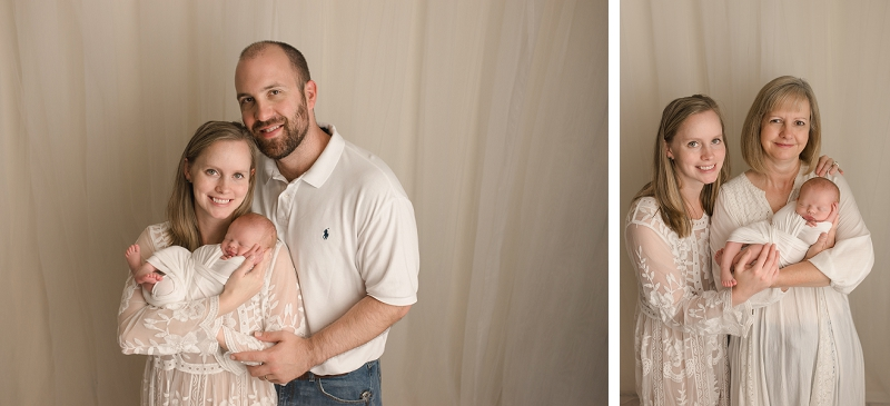 Greer SC Newborn and Family Photographer