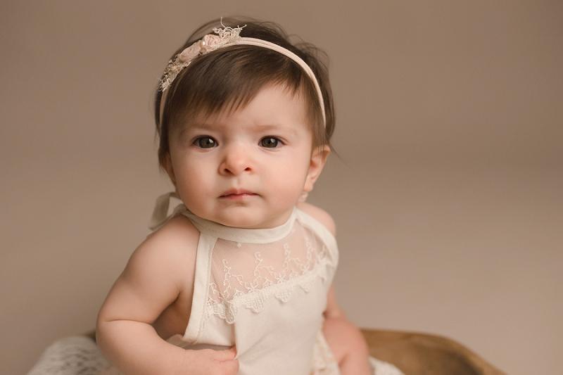 Simple Baby Portraits Greer SC