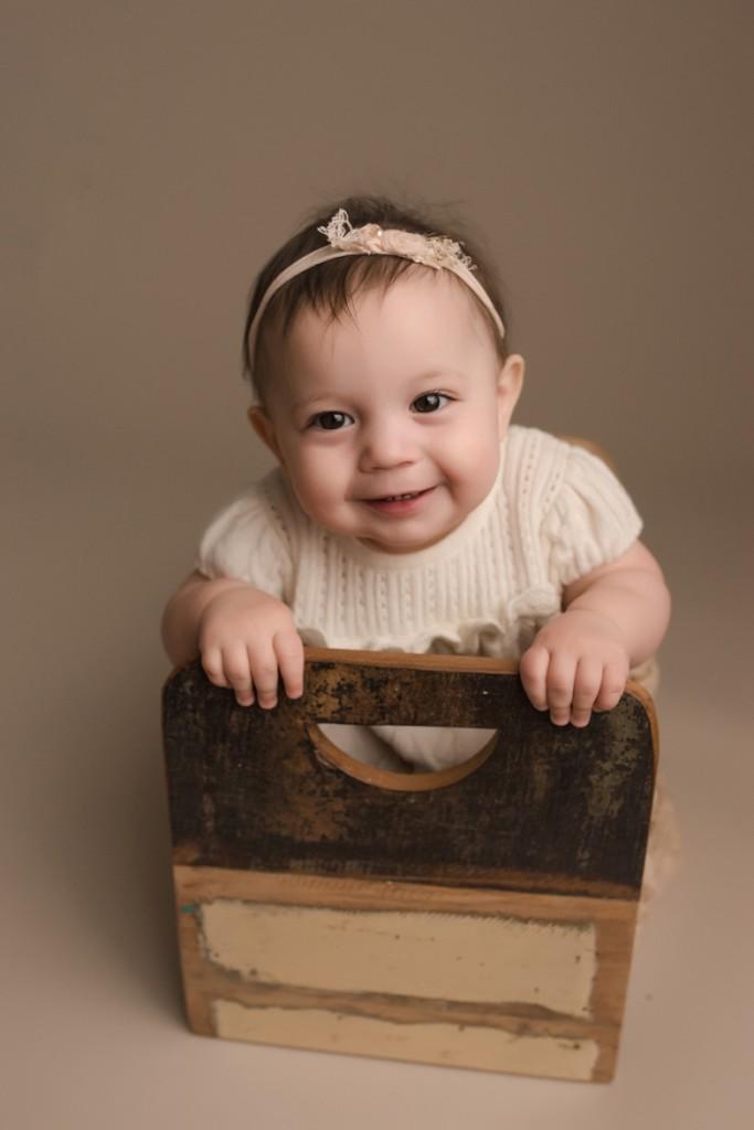 Simpsonville Studio Baby Photographer