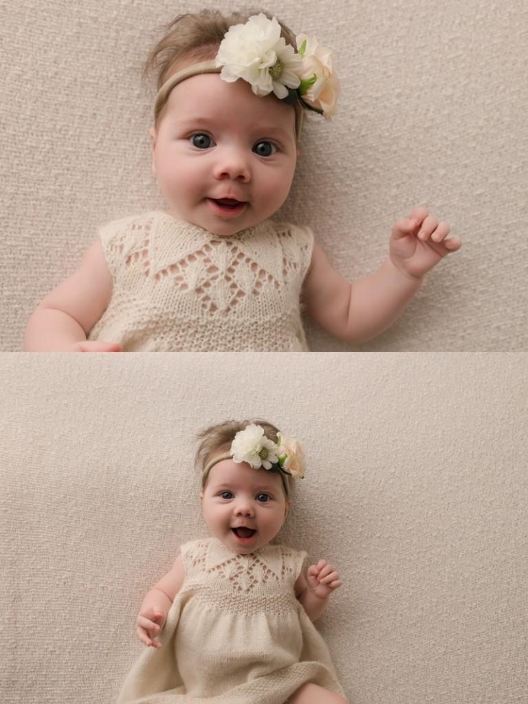 3 month Baby girl Photos Greenville SC