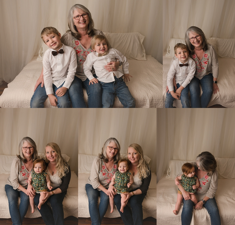 Simpsonville SC Studio Pictures for Mothers Day