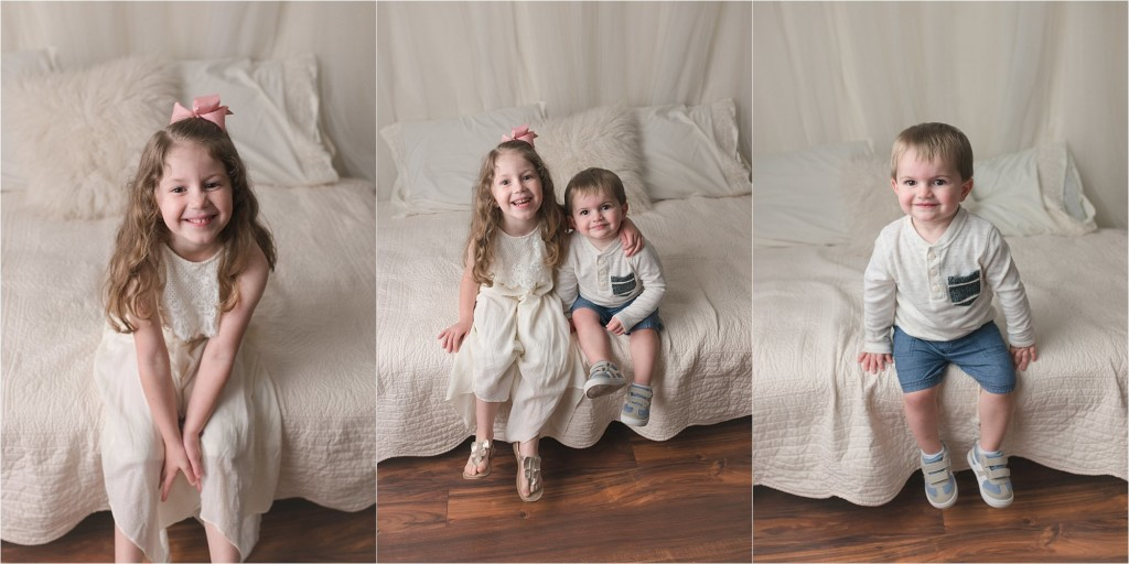 Timeless Greenville SC Family Studio images