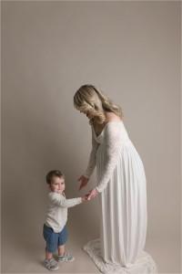 Timeless Mauldin SC Studio Family Maternity Pictures