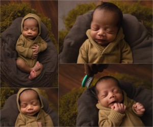 Classic Timeless Simple Newborn Photography Greer SC