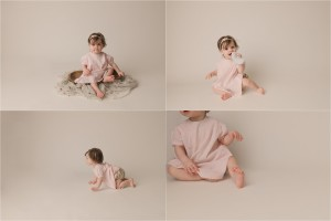 9 Month Baby Photographer Greer SC