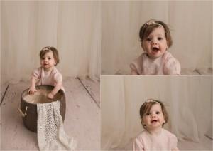 9 Month Baby Photographer Simpsonville SC