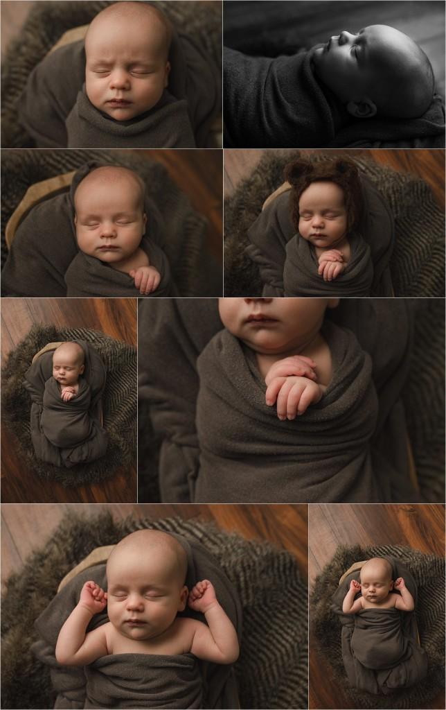 NICU Baby Newborn 6 week photos Greenville SC