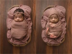 Natural Understated Organic Newborn Baby Girl Photos Mauldin SC