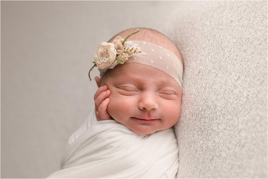 Simple Natural Emotive Spartanburg SC Newborn Photographer