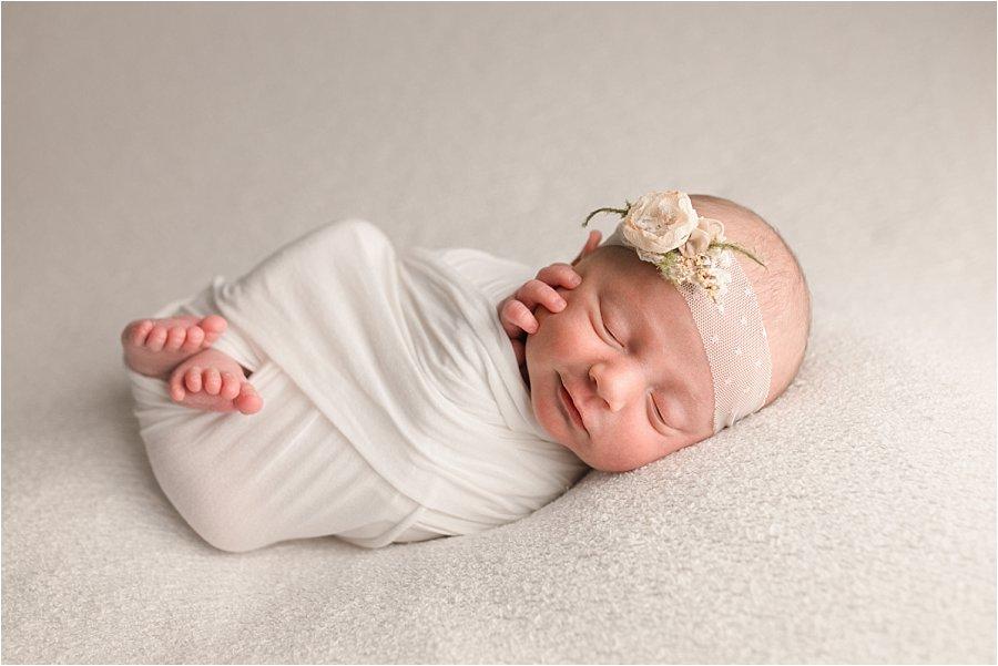 Simple Natural Emotive Greer SC Newborn Photographer