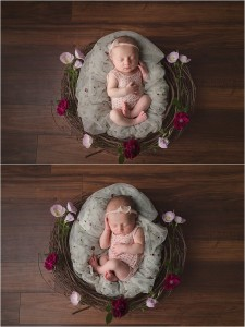 Simple Natural Emotive Greenville SC Newborn Photographer