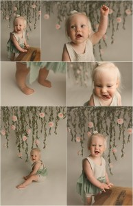 Simple Timeless Anderson SC Baby Photographer