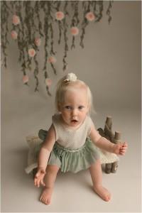 Simple Timeless Greer SC Baby Photographer