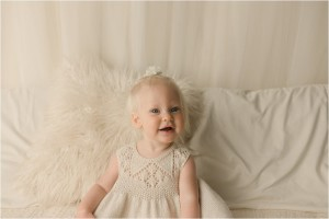 Simple Timeless Greenville SC Baby Photographer