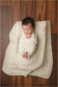 Simply Minimally Posed Newborn Photography Anderson SC