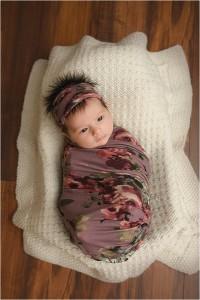 Simply Minimally Posed Newborn Photography Mauldin SC