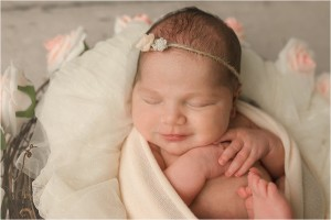 Natural Timeliess Simple Newborn Photographer Greer SC