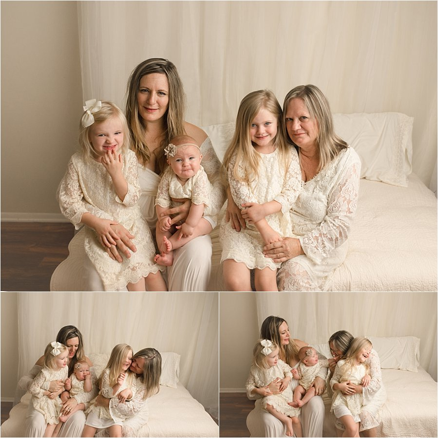 Mother's Day Photo Sessions Greenville SC