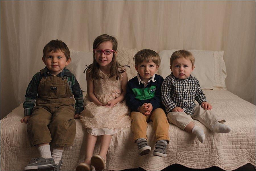 Timeless Studio Family Photography Greenville SC