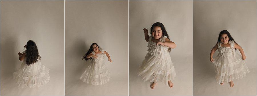 Simpsonville SC Studio Child Photographer