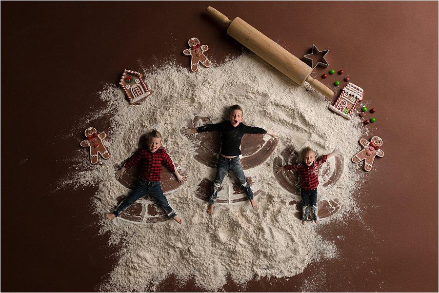 Christmas Gingerbread Photos Greenville SC