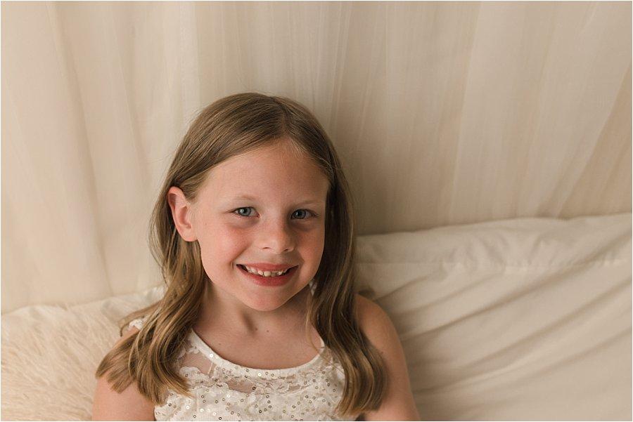 Simpsonville SC Child Studio Photography