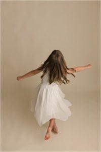 Greenville SC Child Studio Photography