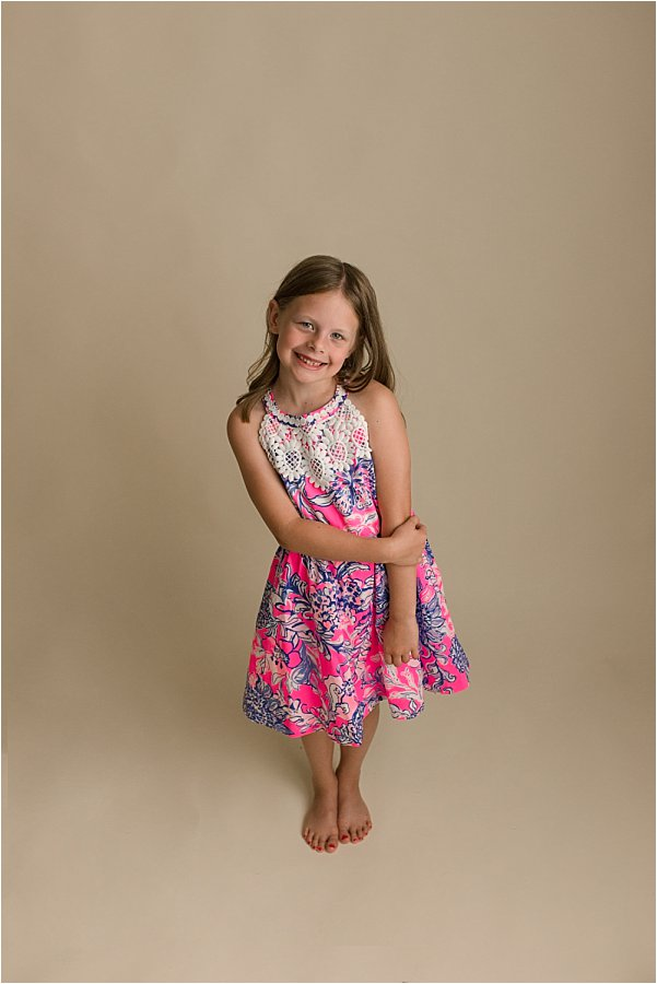 Travelers Rest Child Photographer Studio Portraits Modeling Headshot