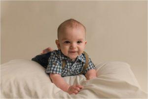 Simple Studio Baby Mini Photo Session Greer SC