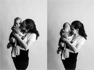 Simple Studio Baby Mini Photo Session Anderson SC