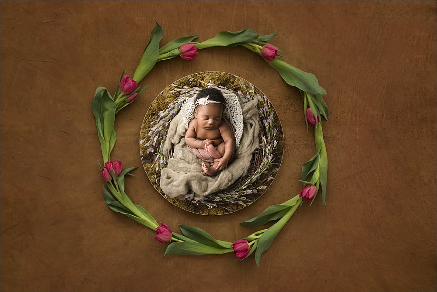 Simpsonville Newborn Photographer