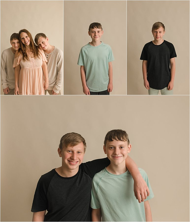 Travelers Rest Studio Family Photographer