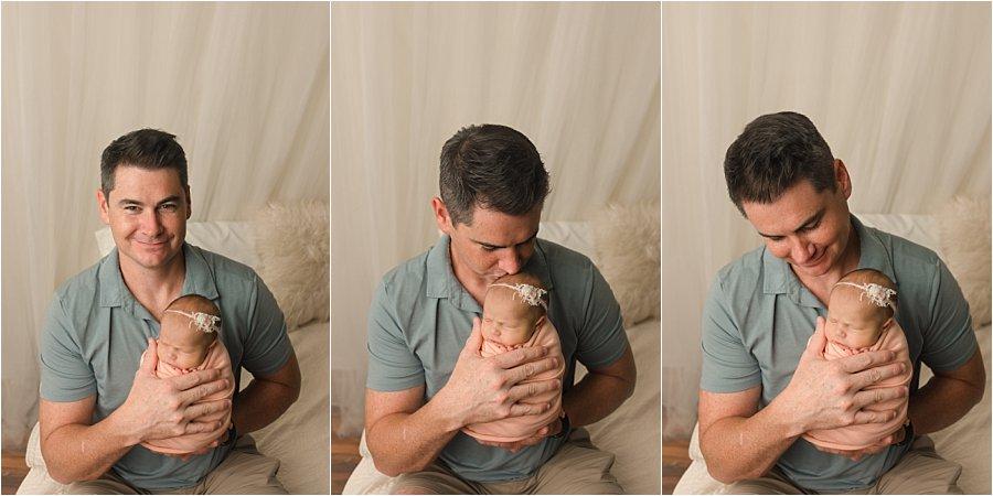 Simpsonville SC Newborn Baby Pictures