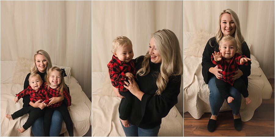 Mommy and Me pictures Studio Greenville SC