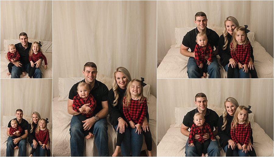 Timeless Studio Family Photos Mauldin SC