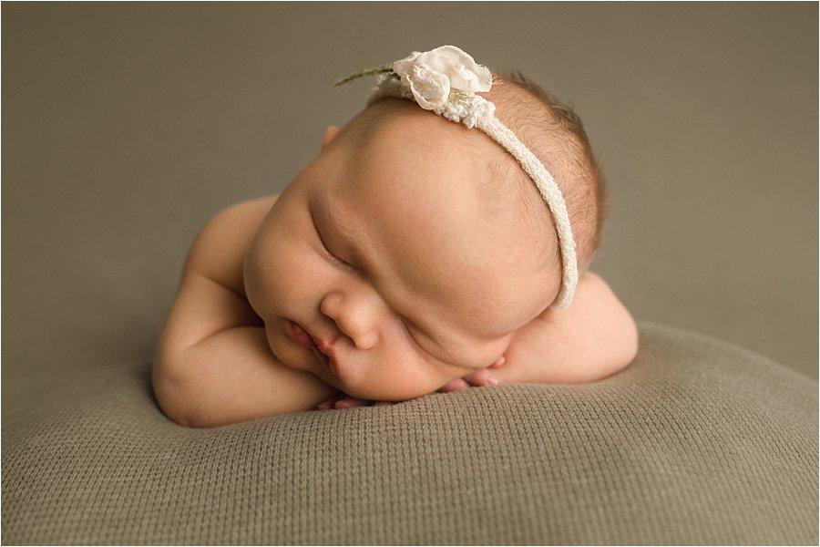 Greenville SC Newborn Photography